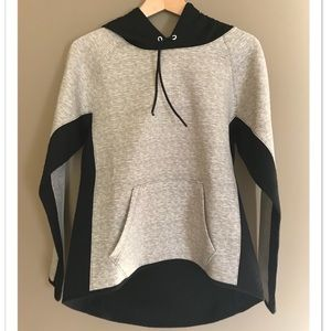 Victoria Secret Sport gray and black Hoodie sz XS